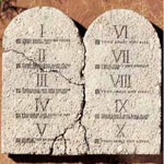 Ten commandments Youth Ministry Resources: Rules For Your Ministry