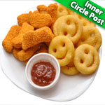 Youth ministry eating habits Youth Group Lessons: Nothing But Nuggets