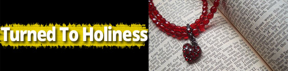 turned to holiness Daily Scripture  April 1st  Turned To Holiness