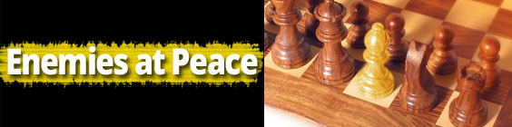 enemies at peace Daily Scripture  January 30th  Enemies At Peace