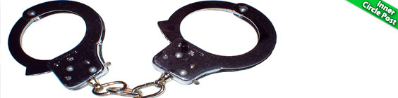 handcuffs arresting child Youth Lessons: The Threat Of A Minor