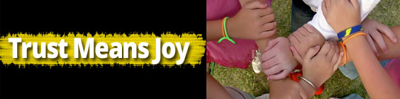 trust means joy Daily Scripture – September 10th – Trust Means Joy