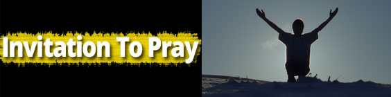 Invitation To Pray Daily Scripture – April 18th – Invitation to Pray