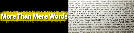 MoreThanMereWords Daily Scripture – July 27th – More Than Mere Words