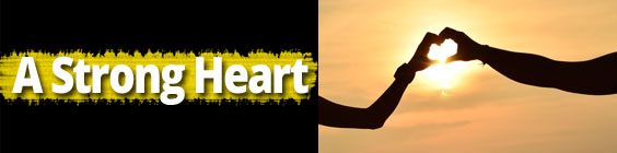 AStrongHeart Daily Scripture – October 15th – A Strong Heart