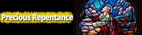 precious Daily Scripture – September 2nd – Precious Repentance